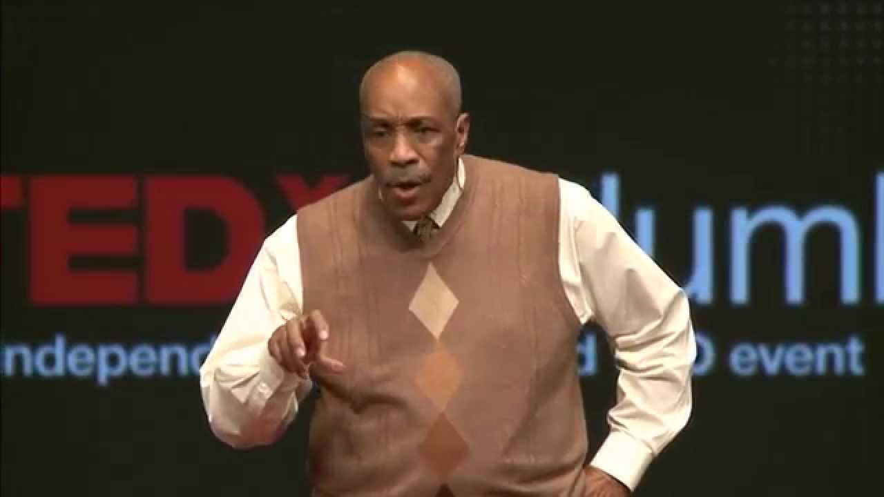 50 years of racism -- why silence isn't the answer | James A. White Sr. | TEDxColumbus