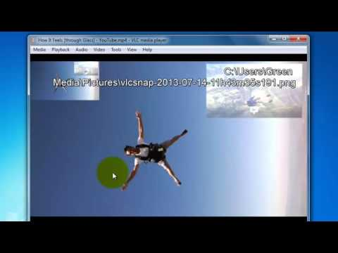 How to Take Screenshot of Video using VLC Media Player