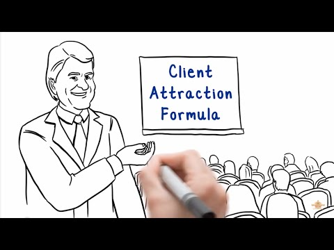 Watch This & See How Easy It Is To Attract New Clients