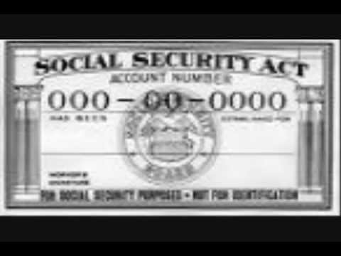 The Correct Way To Use a Social Security Card Part II Final