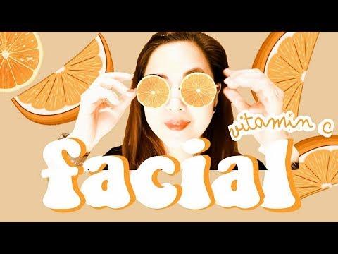 🐼quick skin detox? vitamin c facial treatment experience ⚫ TheWickeRmoss