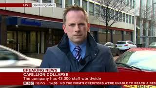 BBC News 15 January 2018