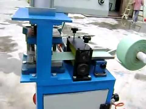 automatic fabric vertical blind vane cutting and punching machine AVI