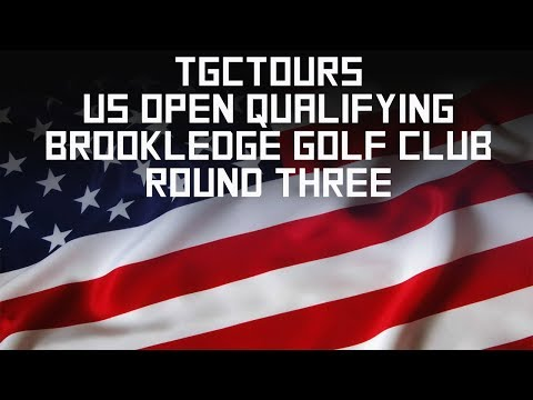 The Golf Club 2 (PS4 Pro): TGCTours - US Open Qualifying - Round 3