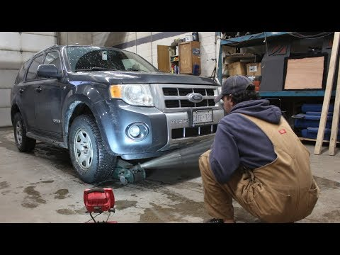 2008 Ford Escape - How to Change the Lower Control Arm