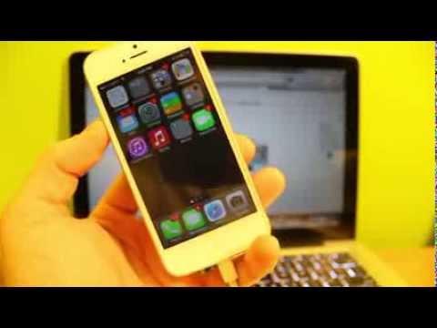 How To Jailbreak iOS 7- 7.0.4 iPhone, iPod, iPad Untethered! Evasi0n7