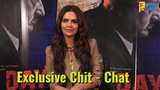 Esha Gupta Exclusive Chit Chat - One Day Justice Delivered Movie