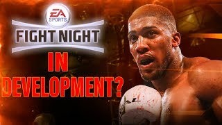 Download EA Sports Fight Night Planning A Comeback? Video