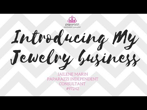 Introducting My Jewelry Business | Paparazzi Accessories