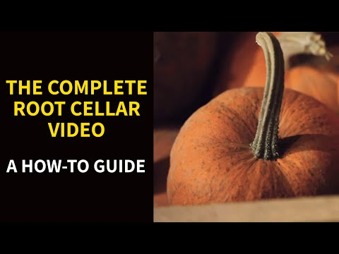 The Complete Root Cellar Video: A How-To Guide