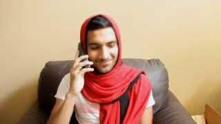 ZaidAliT - Brown moms on the phone be like..