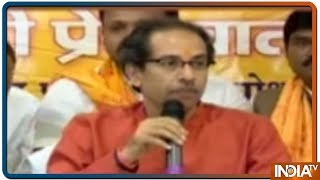 We strongly believe that temple will be constructed at the earliest says, Uddhav Thackeray