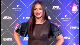 Neetu Chandra HOT At Nykaa Femina Beauty Awards 2018