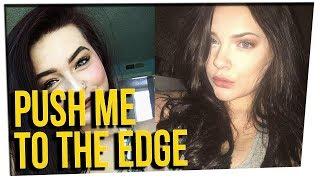 Girl Pushes Friend Off 60ft Bridge ft. Steve Greene & Nikki Limo