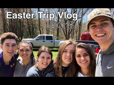 Easter Trip // Vlog