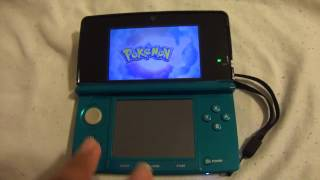 How To Start A New Game On Pokemon X And Y