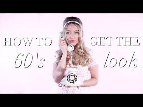HOW TO GET THE SIXTIES LOOK ~ Freddy My Love