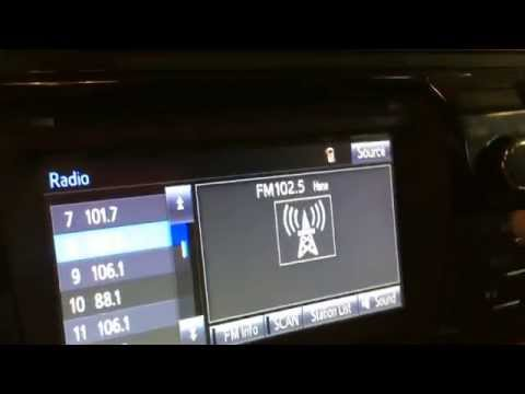 How to Set Up Bluetooth on a 2014 Toyota Corolla