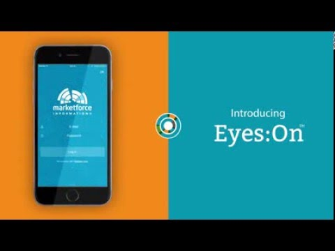 Eyes:On - Market Force Mystery Shopping App UK