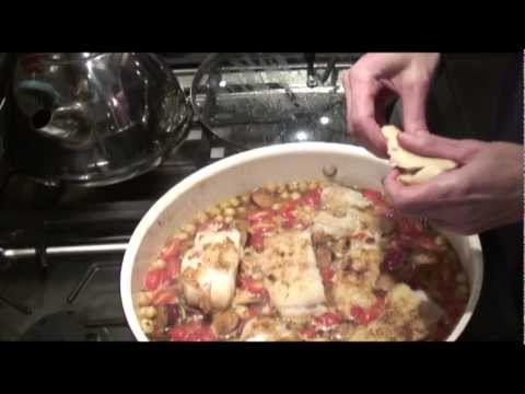 Healthy Cooking ~ Fish Stew Recipe