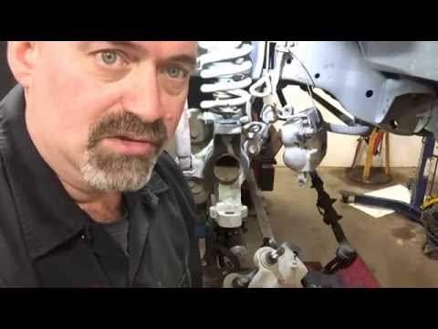 How To Replace Ford F250 F350 Super Duty 4X4 Upper and Lower  Ball Joints