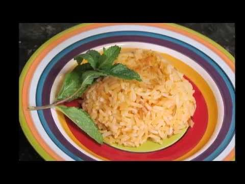 How to make Mexican rice nice and easy