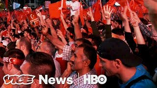 Educators Are In Exile After The Failed Turkey Coup (HBO)
