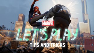 How To Defeat a Sable Outpost in Marvel's Spider-Man | Marvel Let's Play