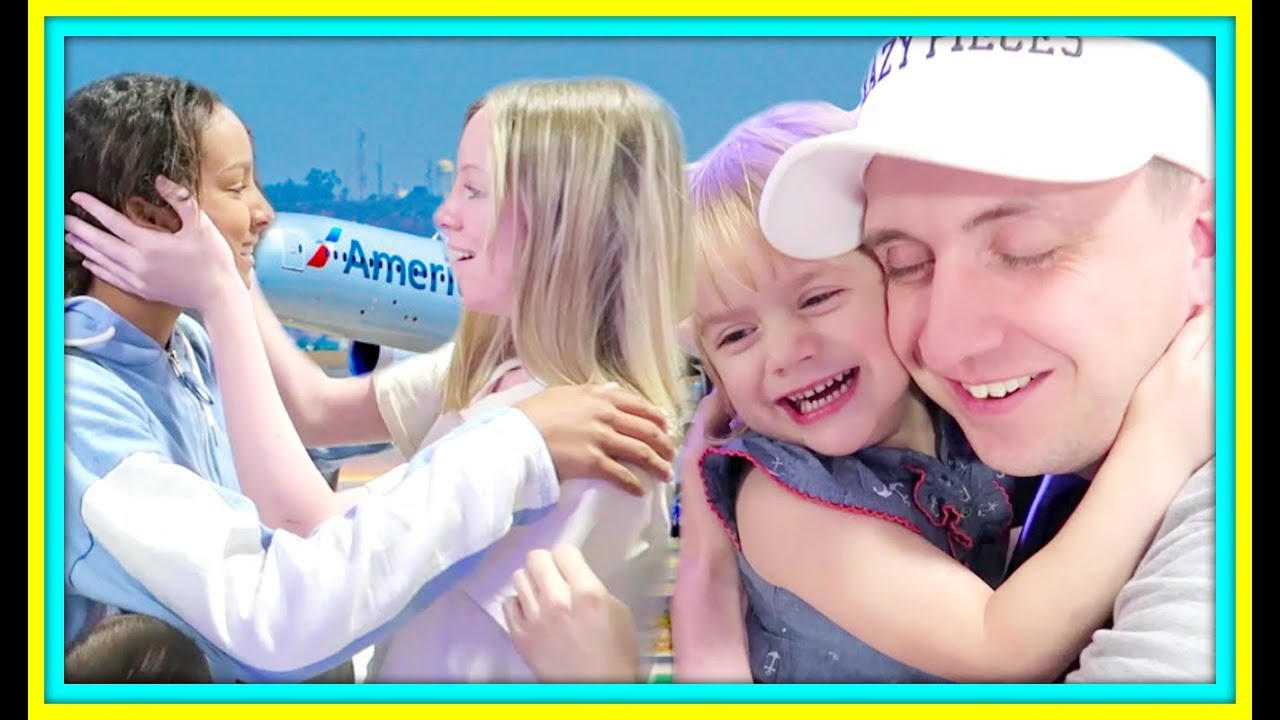 EMOTIONAL HOMECOMING! | REACTION TO COMING HOME