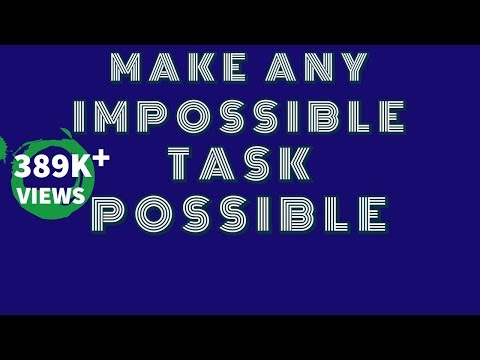Dua To Make Impossible to Possible-Namumkin ko Mumkin Banane ka Wazifa