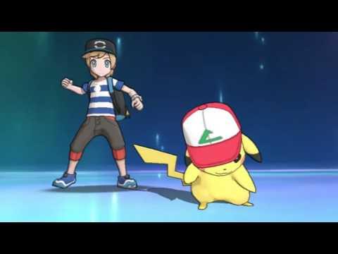 SPOILERS SUNMOON Ash Pikachu Z Move 10,000,000 Volt Thunderbolt