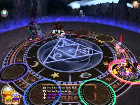 Wizard 101 - Talos Minion Quest!