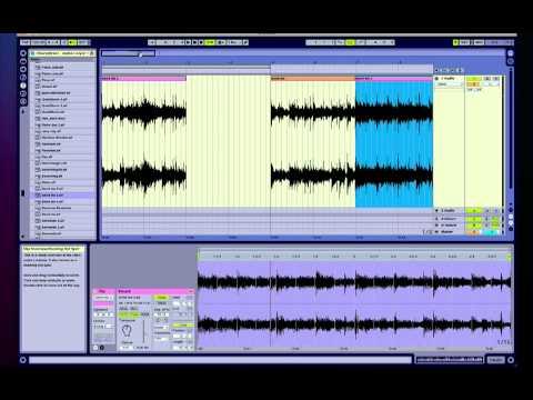 Ableton Tutorial - Sampling Techniques