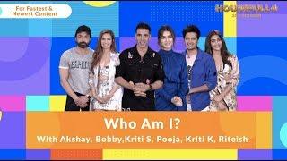 Housefull 4 | Who Am I |Akshay|Riteish|Bobby|Kriti S|Pooja|Kriti K|Sajid N|Farhad| In Cinemas Now