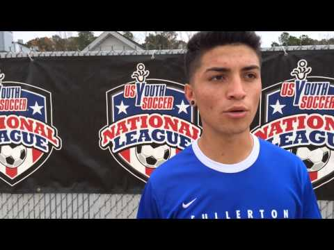 Amirgy Pineda Talks About His Success in Nike's