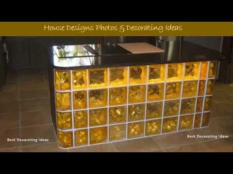 Glass block designs for kitchens | Best of Modern Kitchen Decor Ideas & Design Picture