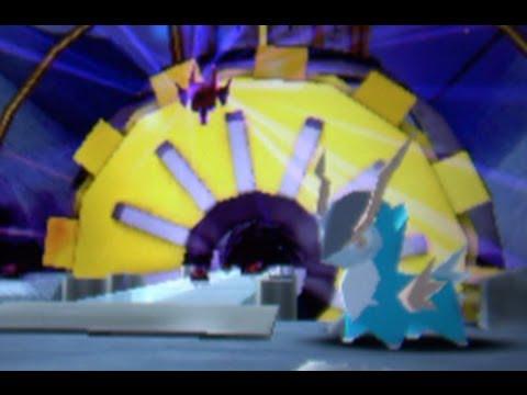 Pokemon Rumble Blast Walkthrough 73 - Cobalion Returns