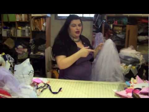 How to make costume wings