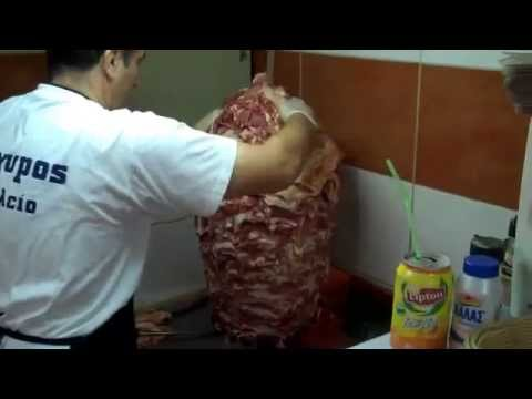 How to make the best gyros on Kos