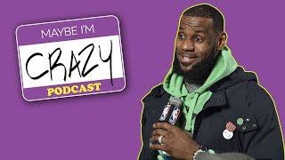 Beyoncé, Bron Bron, and Beards | EPISODE 37 | MAYBE I
