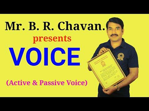 Voice (Active & Passive)