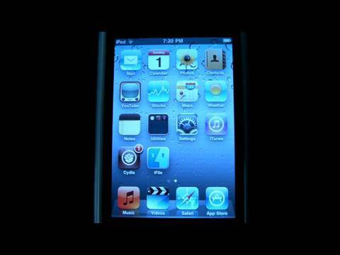 Enable Homescreen Wallpaper and Multitasking on iPhone 3G and iPod touch 2G on iOS 4.0