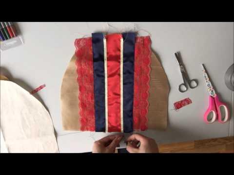 vlog1: Royal Gold Tea Cozy tutorial