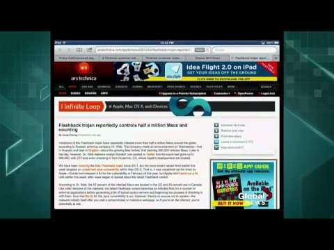 Pinterest Scam and a Mac Trojan Horse Virus