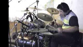 drum cover Temperamental Paulo Jiraya