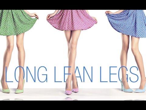 Long Lean Legs Workout (5 FAVORITE MOVES!!)
