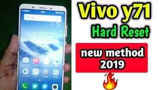 How to factory reset and hard reset vivo y71 Videos - 9tube tv