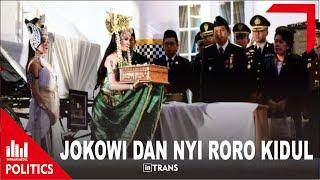 PERAN NYI RORO KIDUL DI PEMERINTAHAN JOKOWI #TRANSMISTIS #INTRANS