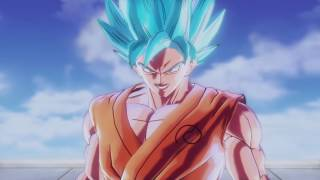 dragon ball xenoverse 2 xbox one  SSGSS Goku ranked matches