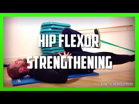 Psoas March - Hip Flexor Strengthening Exercise